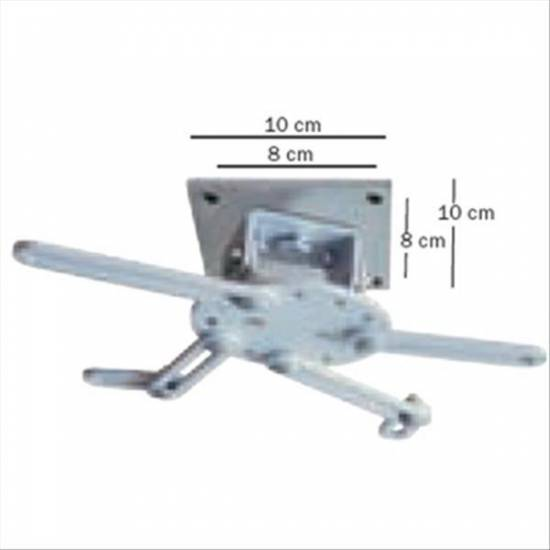 Support plafond / LCD Inclinable / Orientable ERARD - 2427