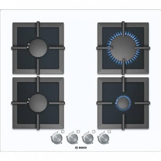 table de cuisson 4 feux gaz bosch ppp612b21e privadis. Black Bedroom Furniture Sets. Home Design Ideas