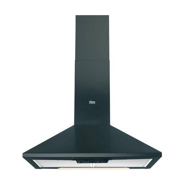 hotte d corative 60 cm faure fhc60131n1 privadis. Black Bedroom Furniture Sets. Home Design Ideas