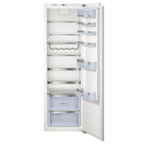réfrigérateur intégrable 1 porte tout utile bosch - kir81af30