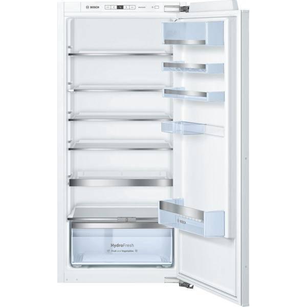 réfrigérateur intégrable 1 porte tout utile bosch - kir41af30