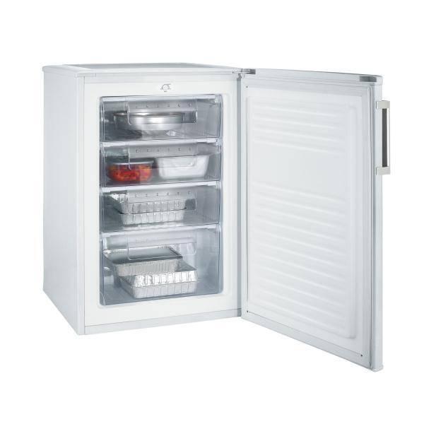 Congélateur armoire froid statique CANDY - CCTUS542WH - Privadis