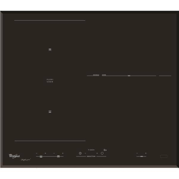 Table de cuisson induction whirlpool acm825neixlnew privadis - Table induction whirlpool ...
