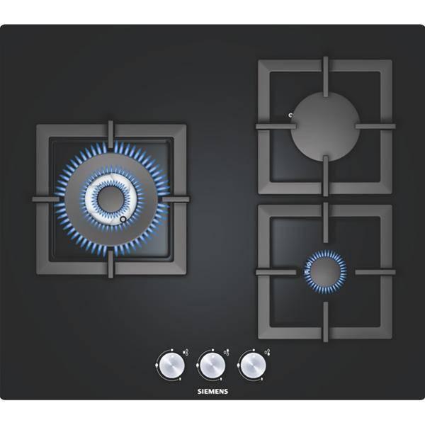 Plaque de cuisson Gaz Table de cuisson 3 feux gaz SIEMENS EP616CB21E f586b90ad5a7