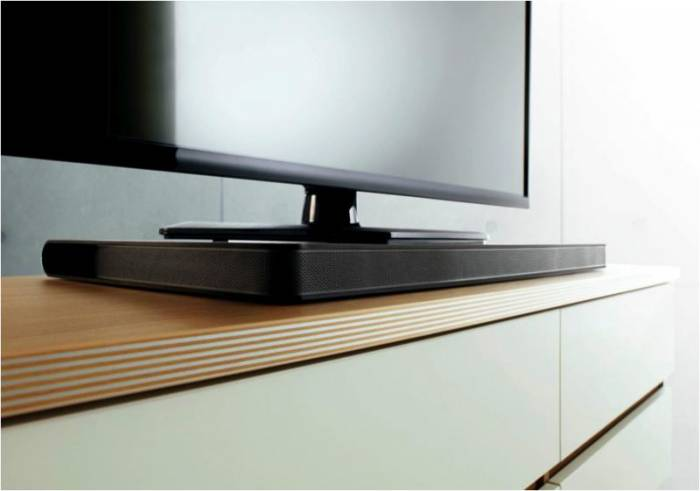 barre de son base acoustique socle tv lg lap340 privadis. Black Bedroom Furniture Sets. Home Design Ideas