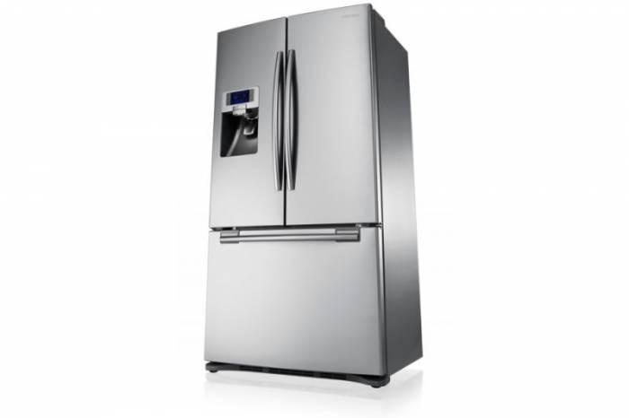 réfrigérateur multiportes samsung - rfg23uers - privadis