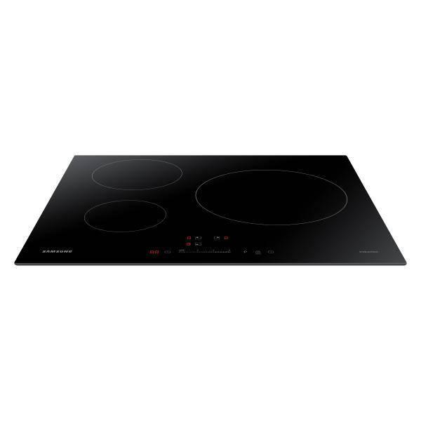 Table de cuisson induction samsung nz63m3707ak privadis - Plaque induction samsung ...