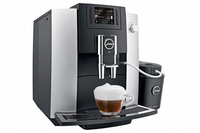 machine caf expresso avec broyeur 15058 e6 platine jura privadis. Black Bedroom Furniture Sets. Home Design Ideas